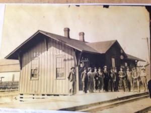 Bonnerville Post Office